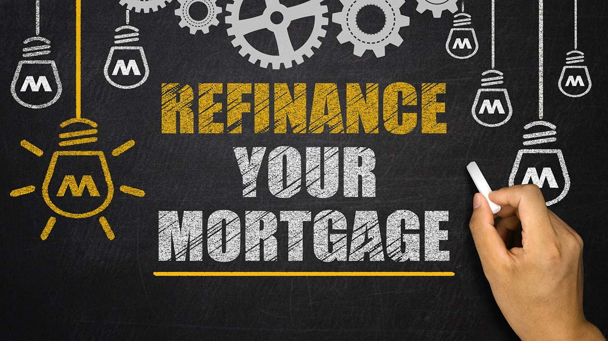 Refinance your mortgage?