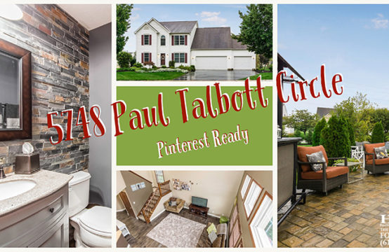 5748 Paul Talbott Circle, Grove City, OH 43123