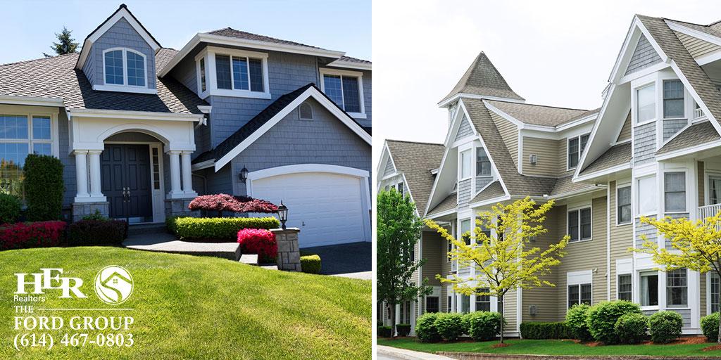 Condo or a house?