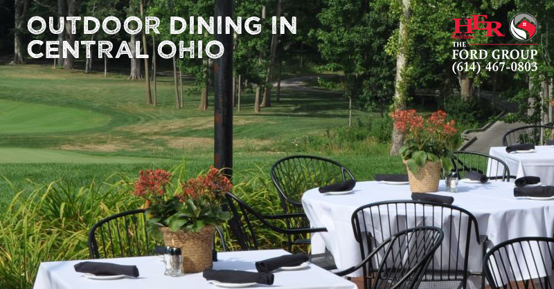 Outdoor Dining Options in Central Ohio
