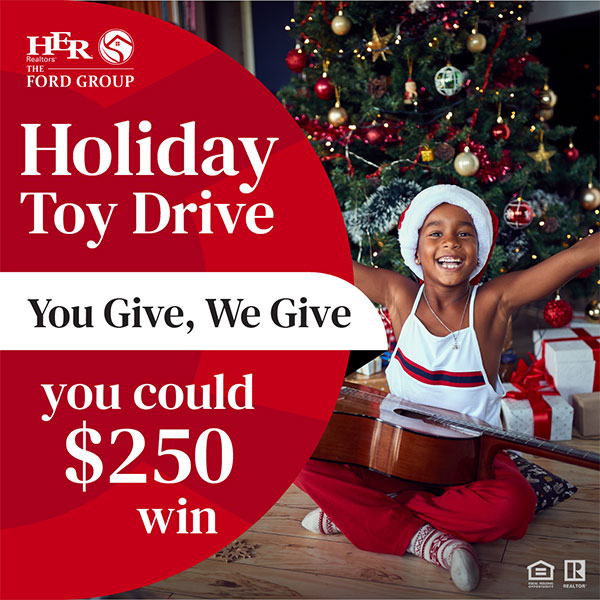 2019 Holiday Giving and Giveaway